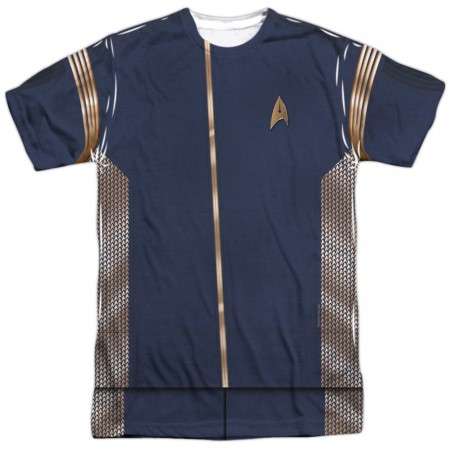 Star Trek Command Uniform Costume Tee