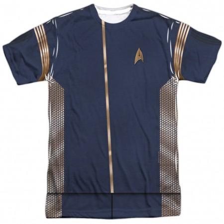 Star Trek Command Uniform Costume Tee