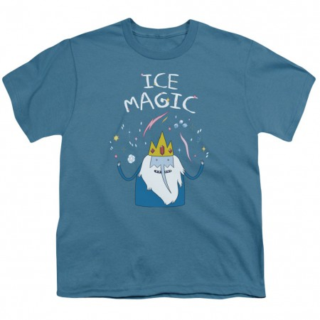 Adventure Time Ice Magic Youth Tshirt