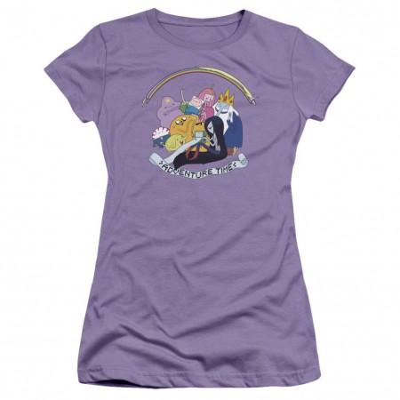 Adventure Time Print Out Womens Tshirt