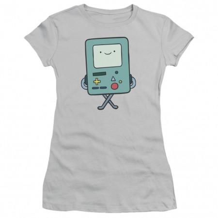 Adventure Time BMO Womens Tshirt