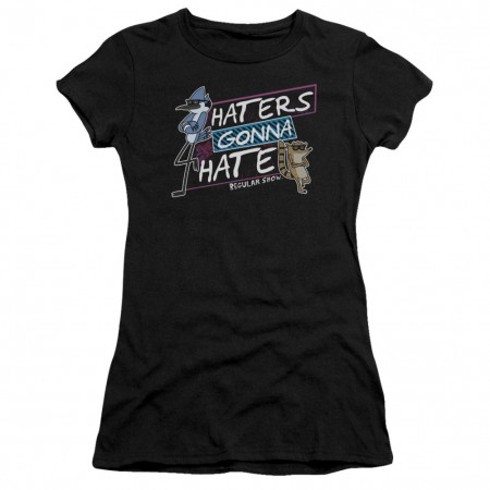 Regular Show Haters Gonna Hate Tshirt