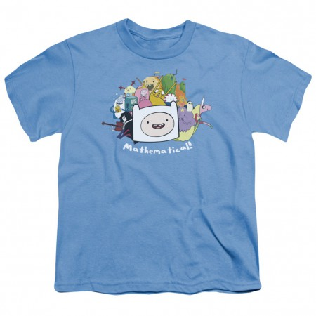 Adventure Time Mathematical Youth Tshirt