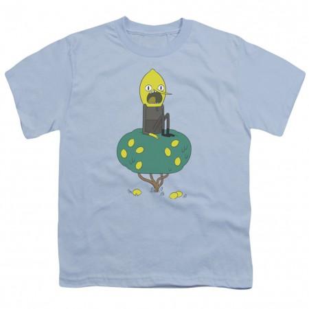 Adventure Time Lemongrab Youth Tshirt