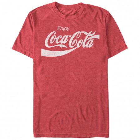 Coca-Cola Eighties Coke Red T-Shirt