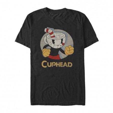 Cuphead and Mugman Cuphead Tshirt