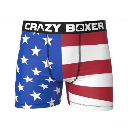 American Flag USA Boxer Briefs