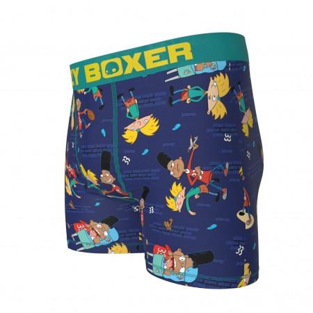 Hey Arnold Boxer Briefs