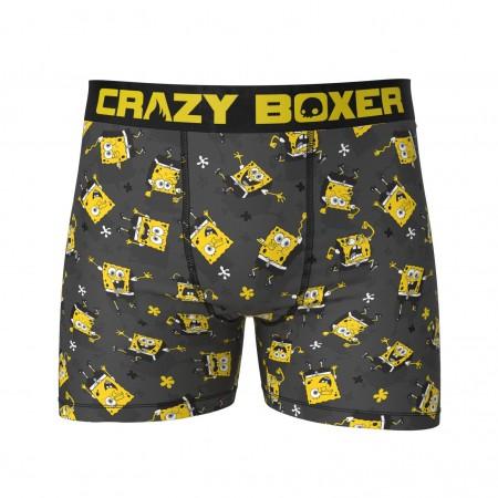 Spongebob Character Boxer Briefs