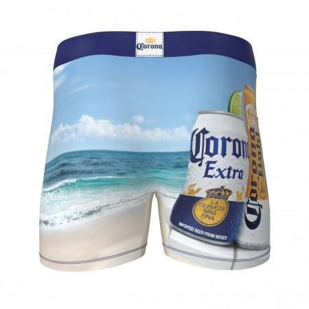 Corona Find Your Beach Men's Boxer Briefs