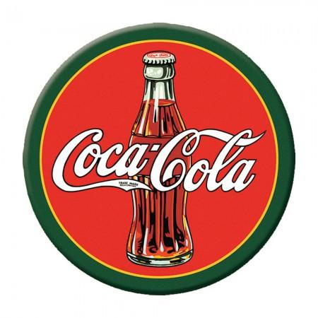 Coca-Cola Red Round Magnet