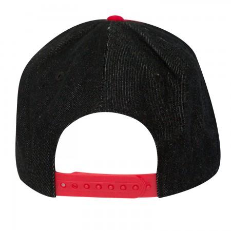 Coca-Cola Adjustable Red & Black Bottle Opener Hat