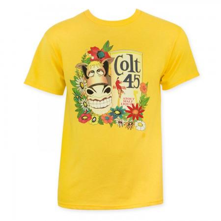 Colt 45 Gold Donkey Tee Shirt