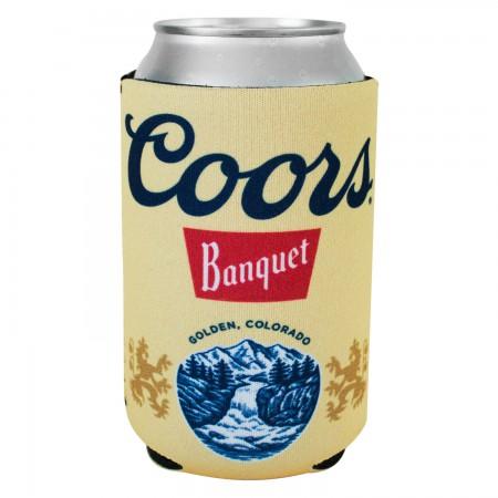 Coors Banquet Can Cooler