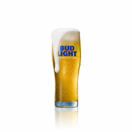 Bud Light Signature Glass