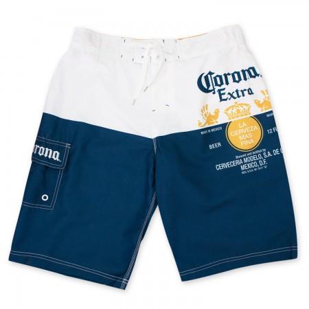 Corona Extra Label Board Shorts