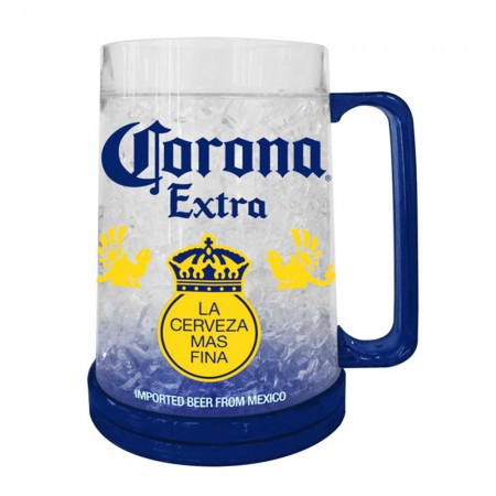 Corona Extra Logo 16 Ounce Freezable Mug