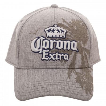 Corona Extra Palms Textured Beige Hat