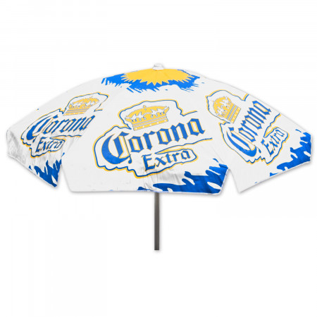 Corona Extra Heavy Duty Vinyl Patio Table Umbrella}
