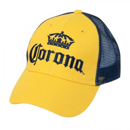 Corona Mesh Trucker Hat