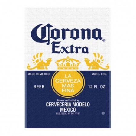Corona Extra Beach Blanket Towel