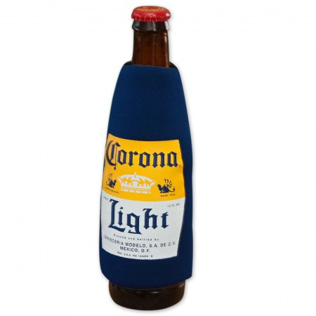 Corona Extra Navy Blue Bottle Sleeve