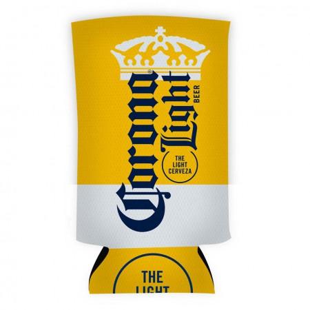 Corona Light Slim 12 Ounce Can Cooler