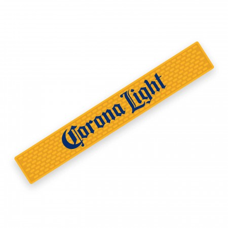 Corona Light Yellow Beer Bar Mat