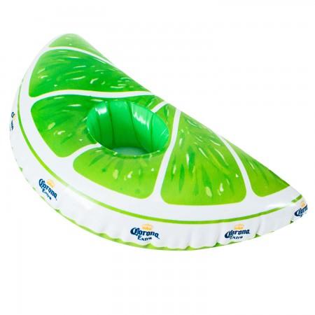 Corona Lime Wedge Floating Pool Can Holder