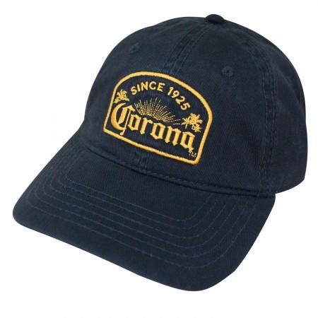 Corona Navy Blue Since 1925 Adjustable Hat