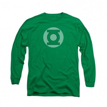 Green Lantern Little Logos Long Sleeve T-Shirt
