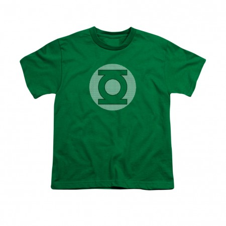 Green Lantern Little Logos Youth Unisex T-Shirt
