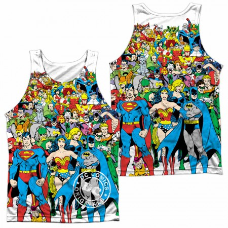 DC Original Universe Sublimation Tank Top