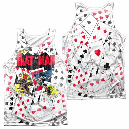 DC Number 11 All Over Sublimation Tank Top