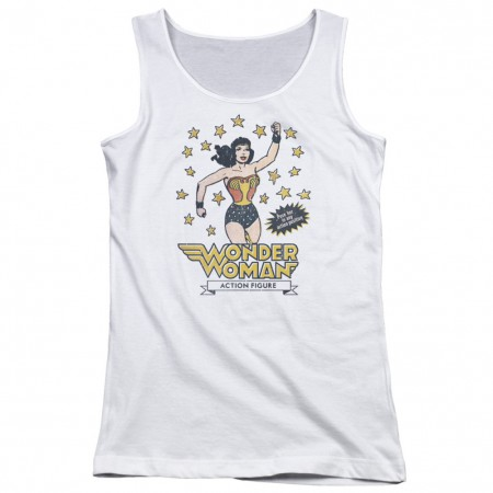 Wonder Woman Action Women's Tank Top