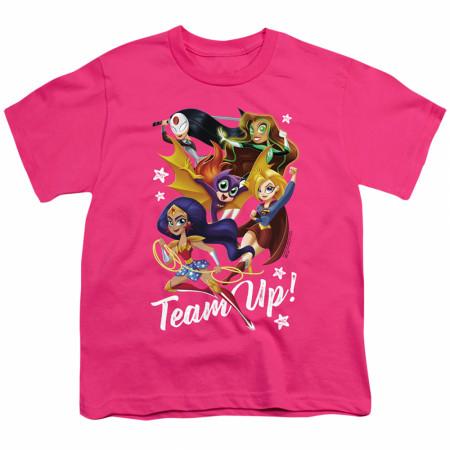DC Comics Super Hero Girls Team Up T-Shirt