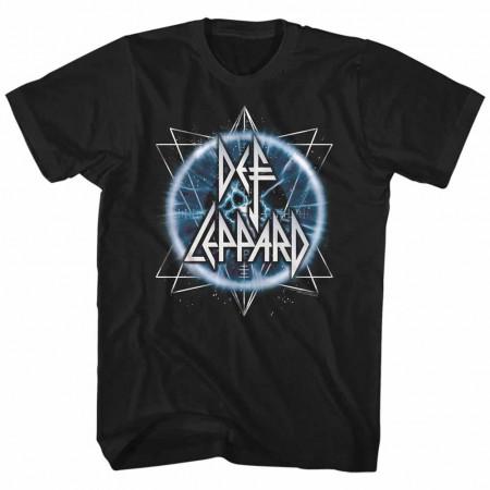 Def Leppard Electric Eye Mens Black T-Shirt