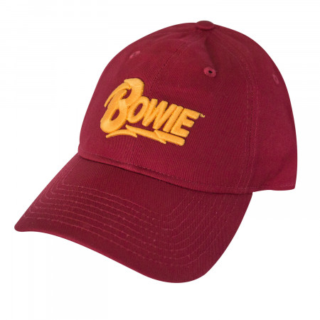 David Bowie Logo Hat