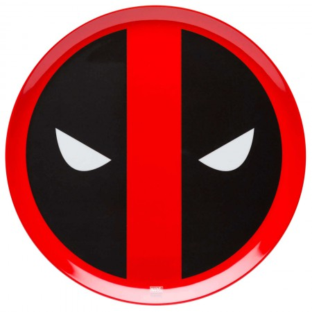 Deadpool Melamine Dinner Plate