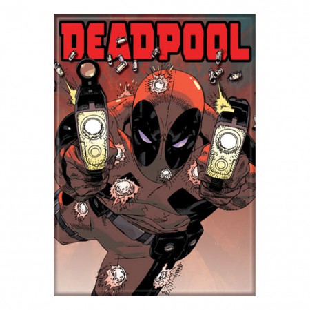 Deadpool Superhero Magnet