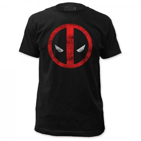 Deadpool Movie Logo Men's T-Shirt