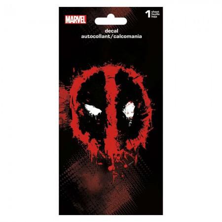 Deadpool 4x8IN Sticker Decal