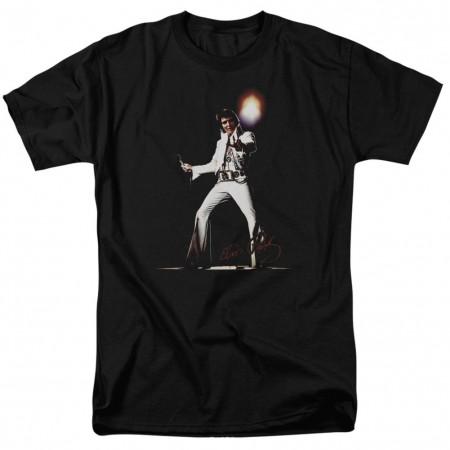 Elvis On Stage Tshirt