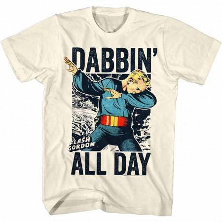 Flash Gordon Dabgordon Mens Vream T-Shirt