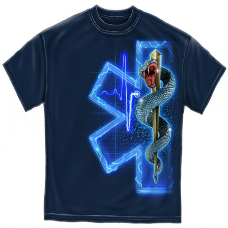 Emergency Medical Services First Responder TShirt