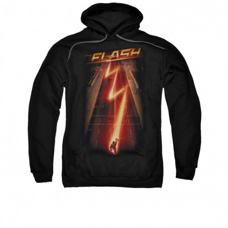 The Flash Ave Black Pullover Hoodie
