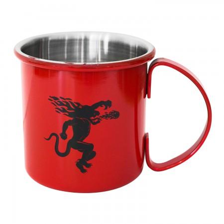 Fireball Red Mule Mug