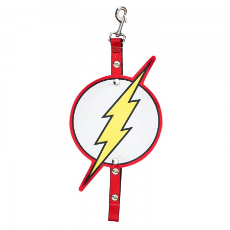 The Flash Red Caped Pet Leash