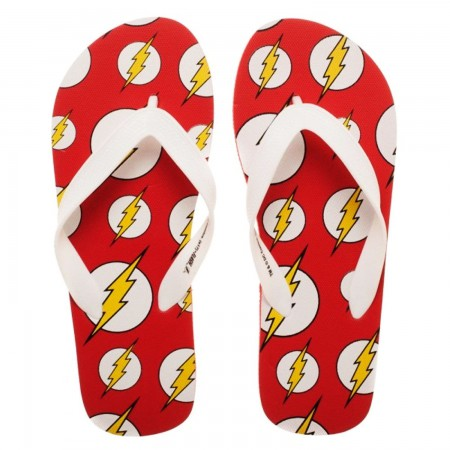 Flash Logo Unisex Flip Flops