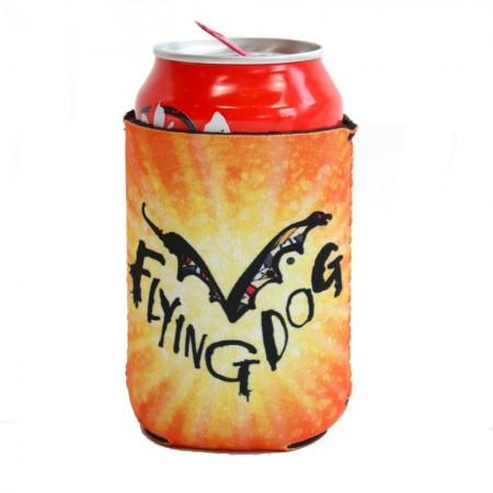 Flying Dog Beer Logo Can Cooler